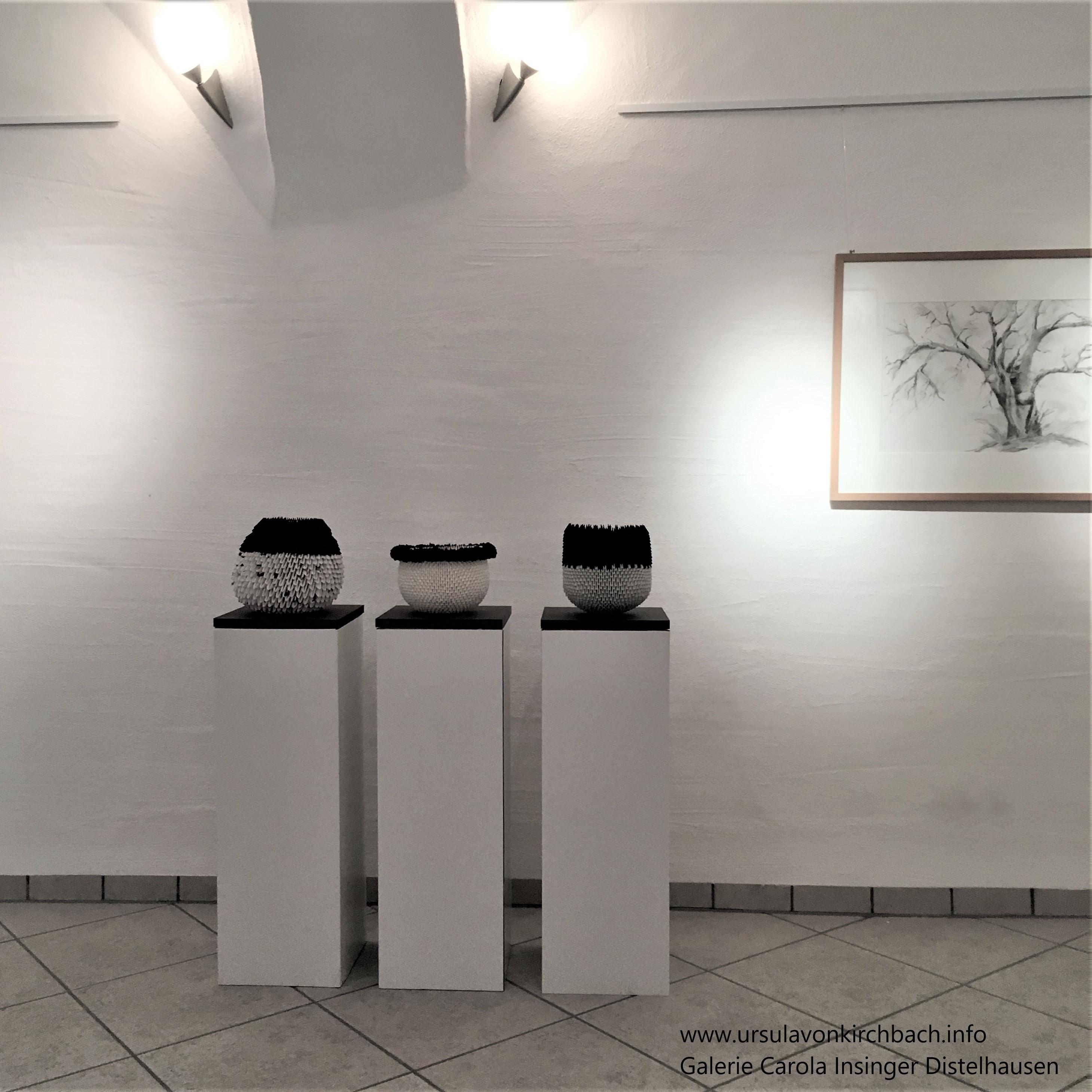 Galerie Carola Insinger Distelhausen 3-er set
