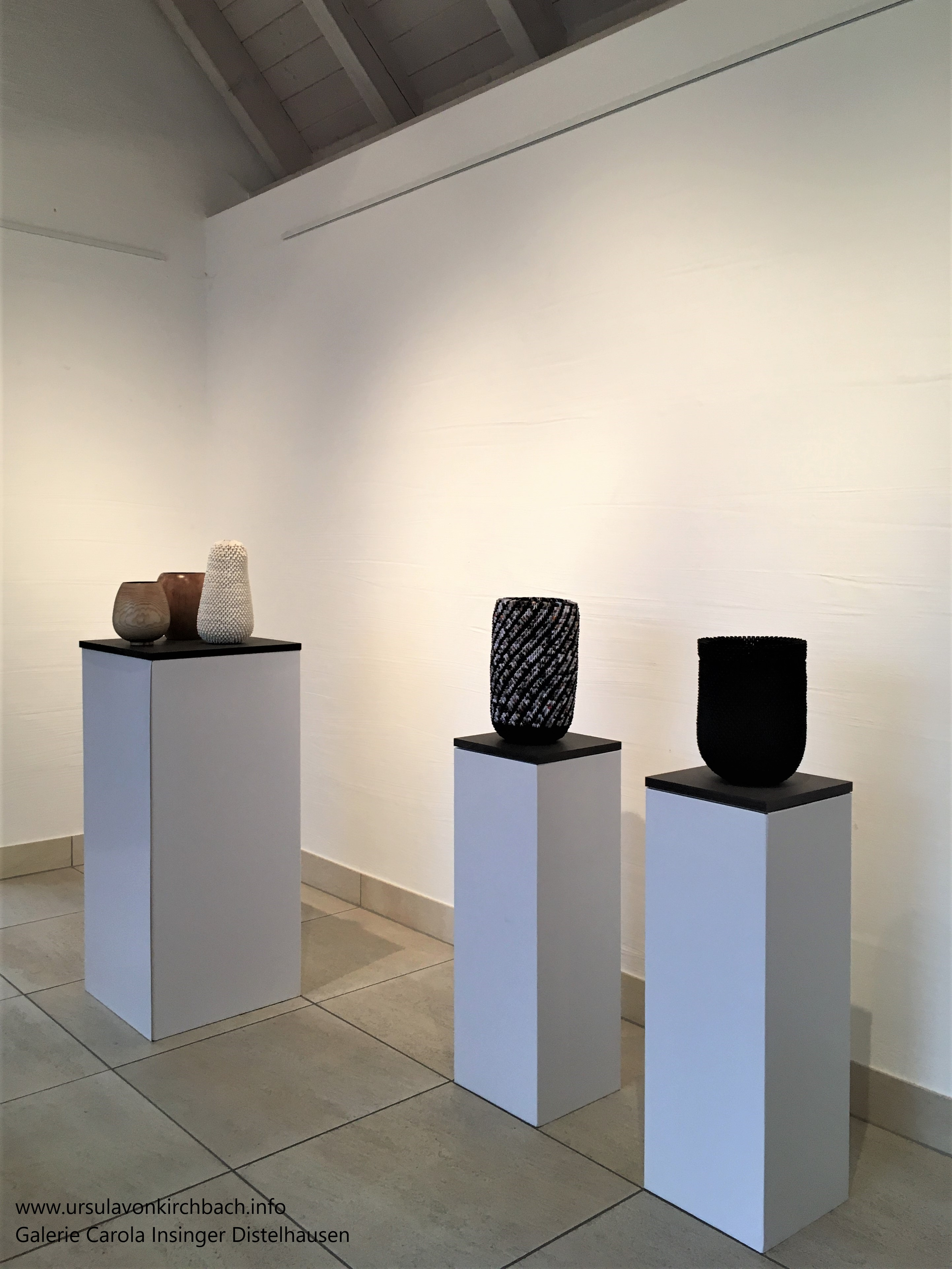 Galerie Carola Insinger Distelhausen -Eingang 2