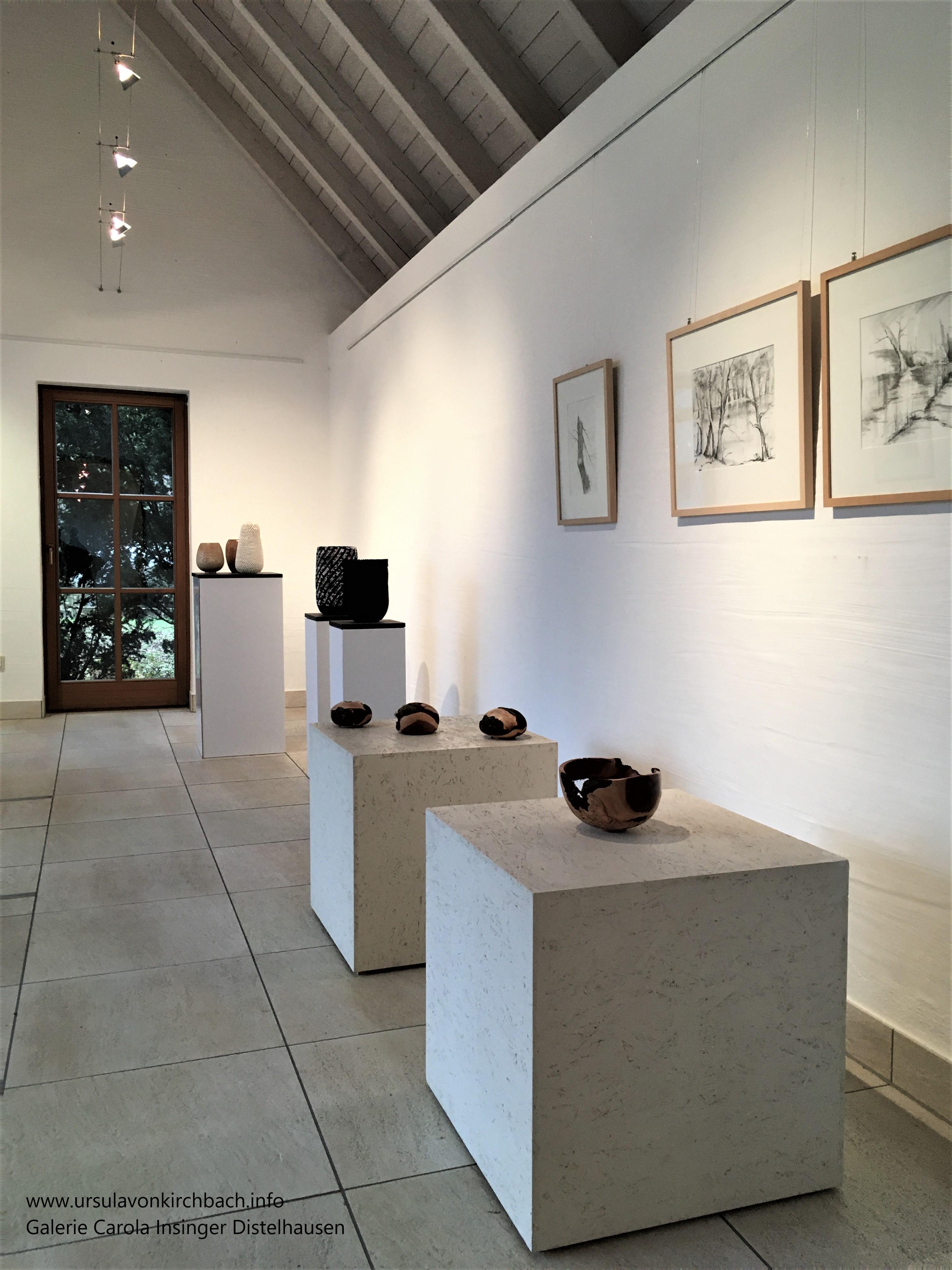 Galerie Carola Insinger Distelhausen -Eingang 3